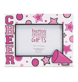 Pink Cheer Frame