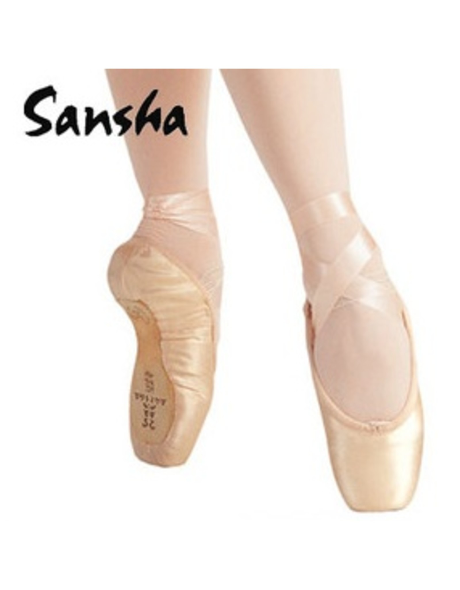 Sansha Sansha Ovation Pointe Shoe