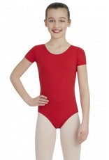 Capezio Short Sleeve Leotard Child