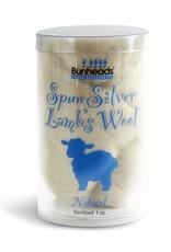 Capezio Spunsilver Lambs Wool Nat