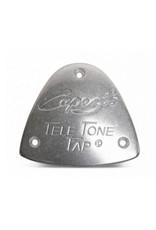 Capezio Tele Tone Toe Tap Silver 3 (S)