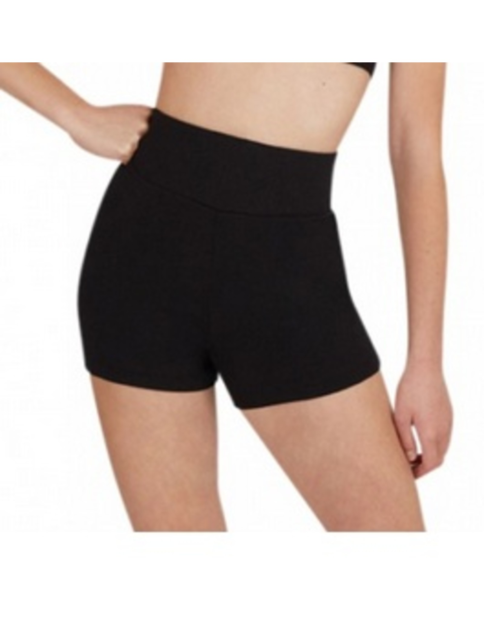 Capezio High Waisted Short