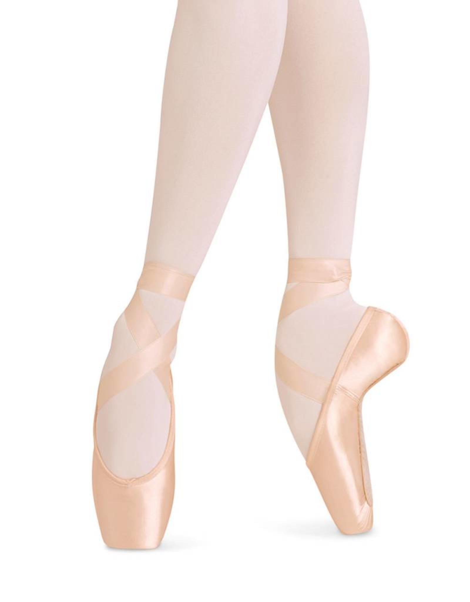 Bloch Bloch European Balance Pink Pointe Shoe