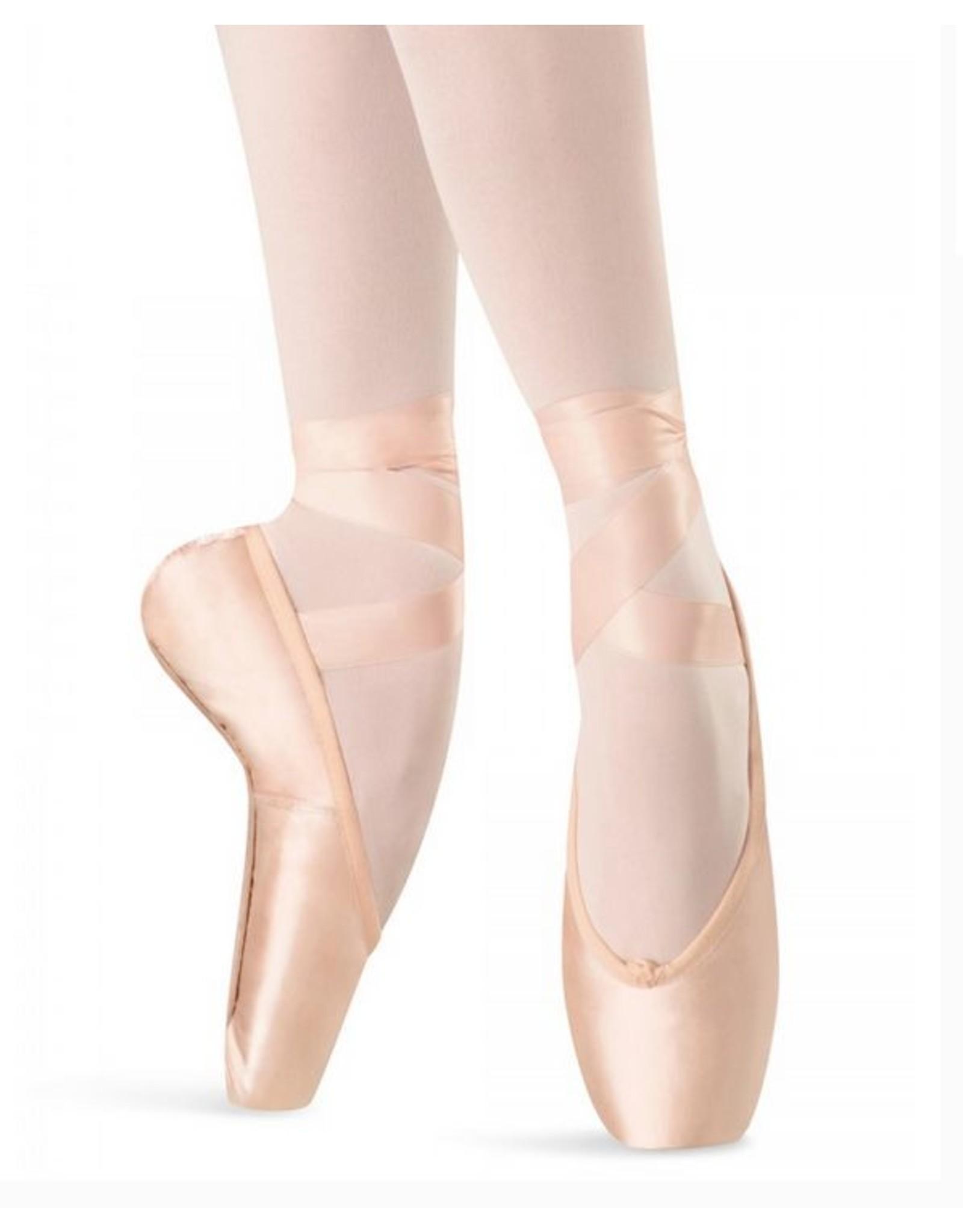 Bloch Bloch Hannah Pink Pointe Shoe