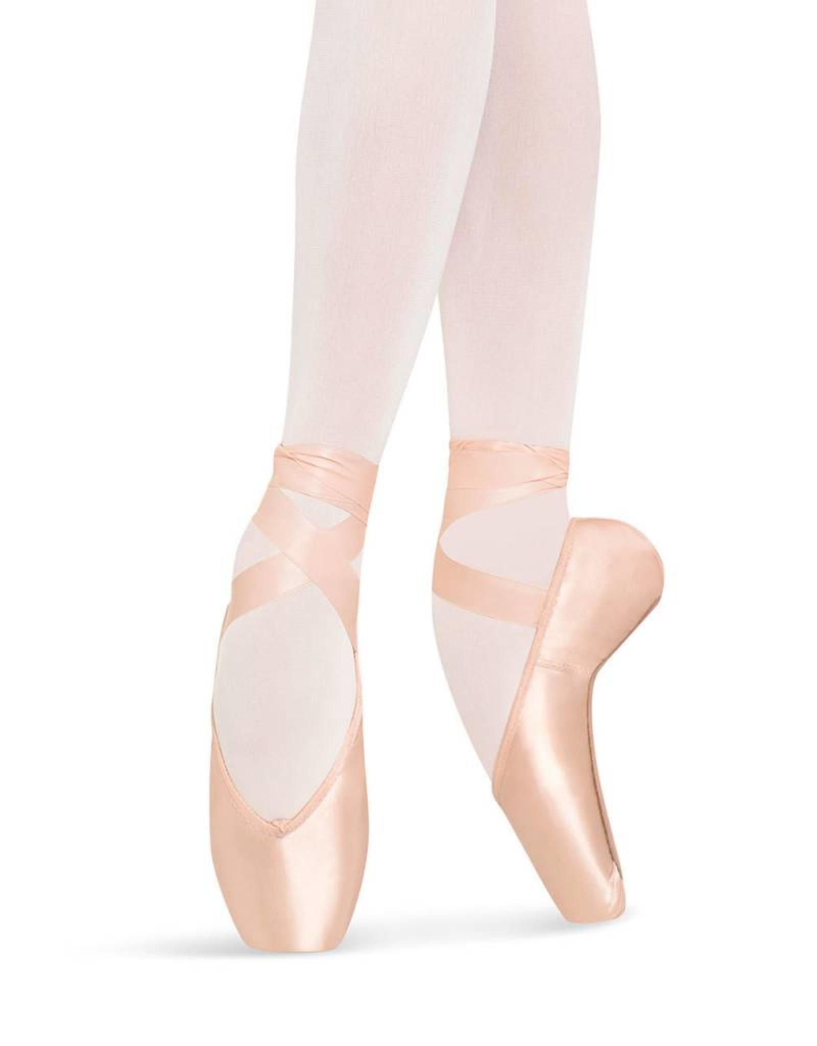 Bloch Bloch Heritage Pink Pointe Shoe