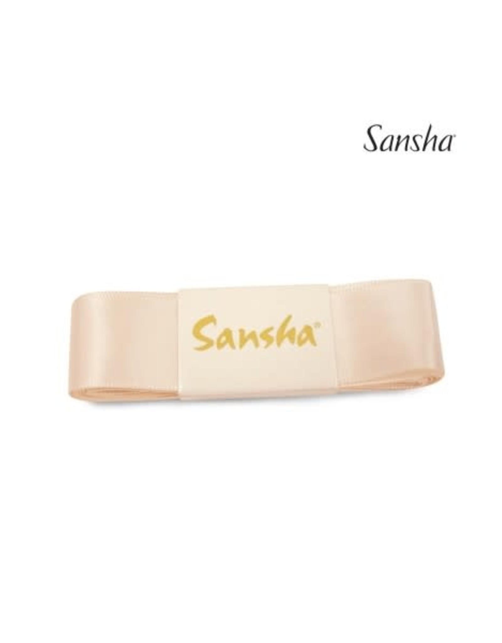Sansha Satin Ribbon Pack w/Elastic