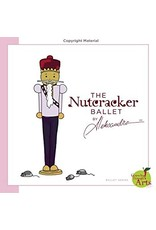 Russian Pointe Nutcracker Ballet Story Book