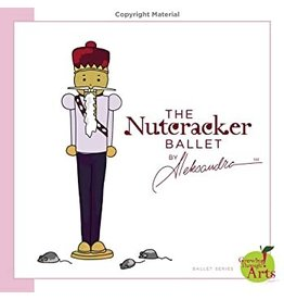 Russian Pointe Nutcracker Ballet Story Book