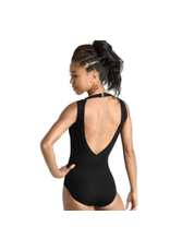 Danshuz Double V rib leotard