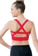 Crisscross Back Bra Top