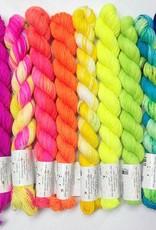 Hedgehog Fibres The Crown Wools Kit #3 Brights