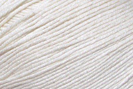 Universal Yarn Universal Bamboo Pop 101 WHITE