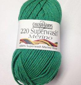 Cascade Cascade 220 SuperWash Merino 81 JADE HEATHER