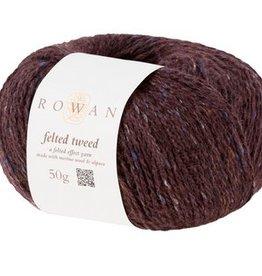 Rowan Rowan Felted Tweed 145 TREACLE
