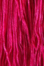 KNITTED WIT Knitted Wit SINGLE FINGERING RASPBERRY MILKSHAKE