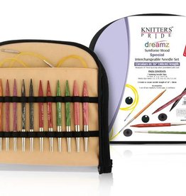 knitters pride Knitters Pride Dreamz Deluxe Short InterChangeable Set 2608
