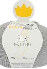 Regia Regia 4 ply Silk 51 SILVER BLUE
