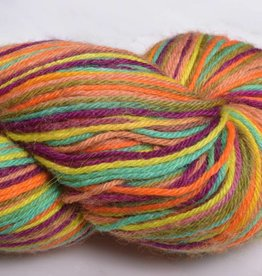 Misti Alpaca MISTI HandPaint Fingering Sock 55 SPICE IT UP