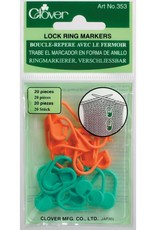 Clover 353 Clover Locking Stitch Markers
