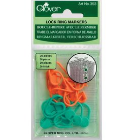 Clover Clover 353 Locking Stitch Marker