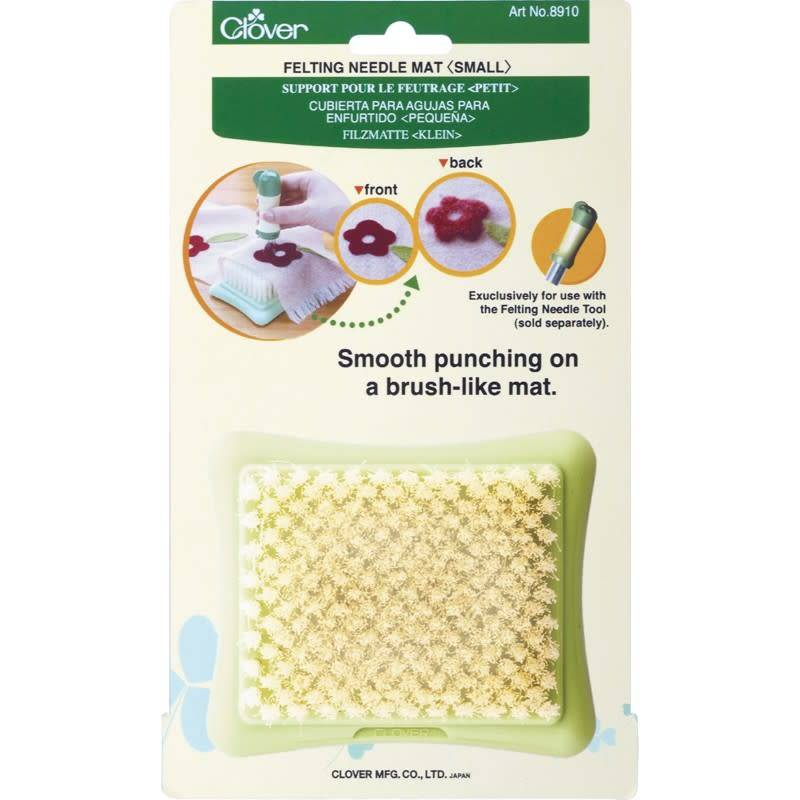 Clover 8910 Clover Small Needle Felting Mat