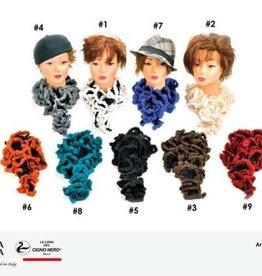 Filatura di Crosa Filatura Polar 5 BLACK SALE REG $15