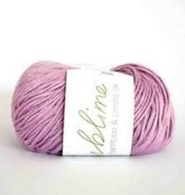 sublime SIRDAR Bamboo & Pearls 209 ROSE SALE REG $10-
