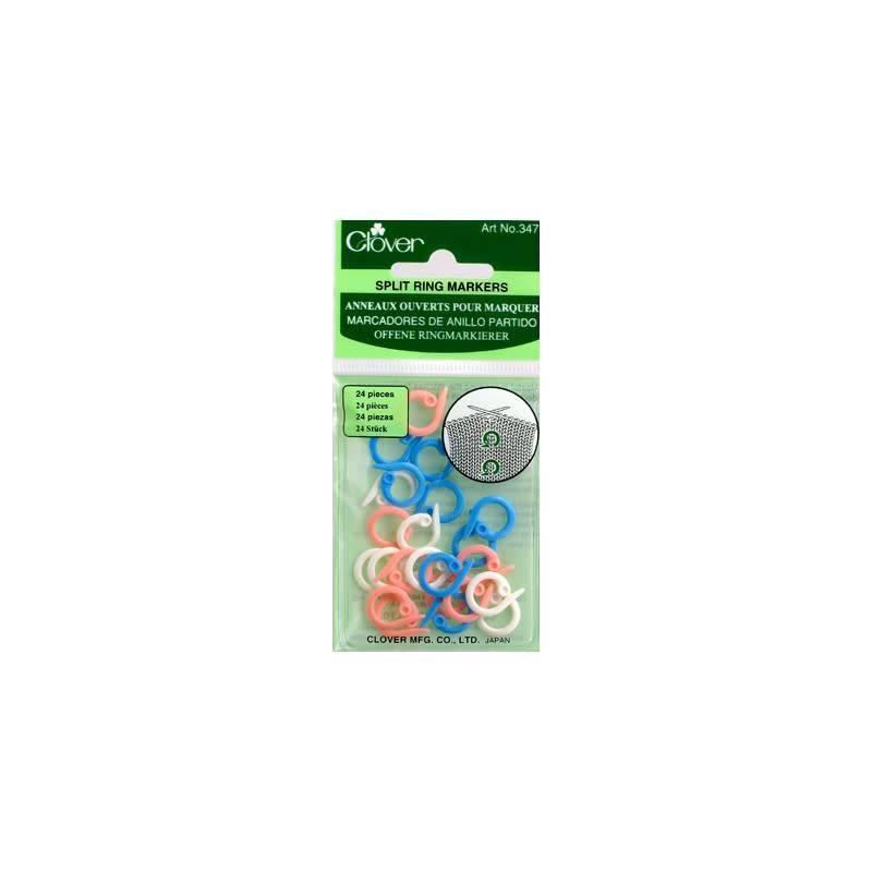 Clover 347 Clover Split Ring Markers