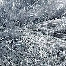 jarbo Jarbo Tindra Fur 61221 Silver Sparkle SALE Reg $6-