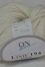OnLine Yarns OnLine Linie 194 SOLO Ivory 301 SALE REG $12-