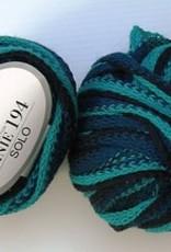 OnLine Yarns OnLine Linie 194 SOLO Navy & Teal 13 SALE REG $12-