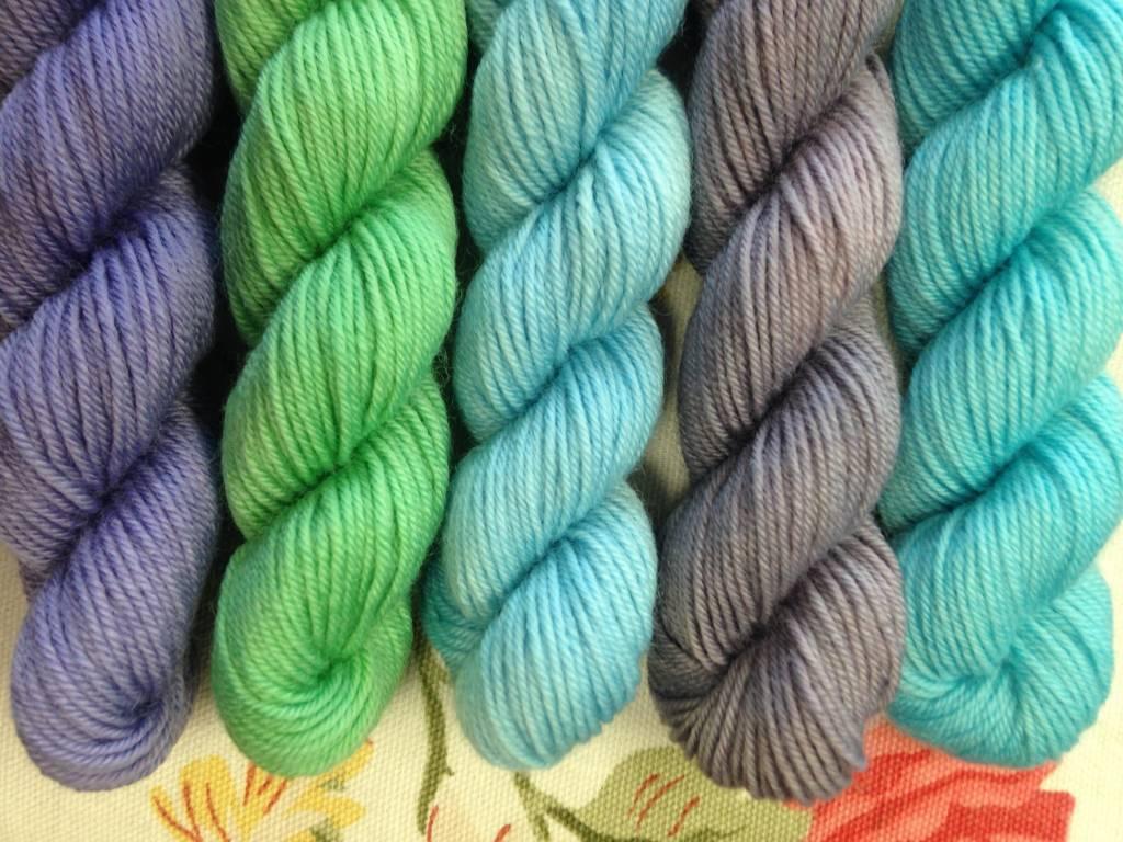 Lorna's Laces LORNAS LACES STRING QUINTET MINIS - DULCIMER