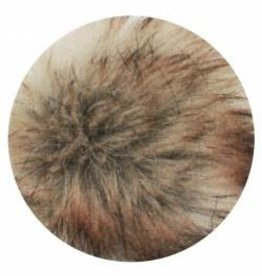 OnLine Yarns OnLine Faux Fur PomPom Polly