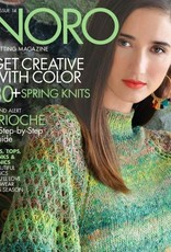 Knitting Fever Copy of Noro Magazine ISSUE 10 SS2017