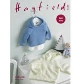 Hayfield Copy of Hayfield 5225 Baby DK Cardigan