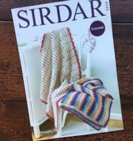 Hayfield Hayfield 5203 Snuggly DK Crochet Blankets