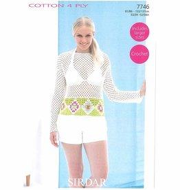 Sirdar Sirdar 7746 Crochet Tunic