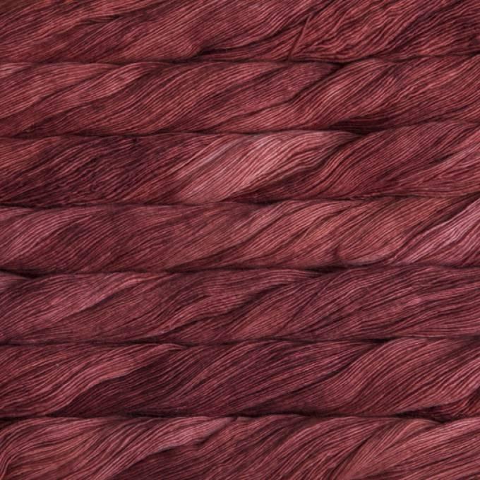 Malabrigo Yarn Malabrigo Lace 42 GARNET