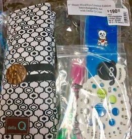 "HiyaHiya Hiya Interchangeable Limited Edition Set 4"" SHARP US 2-15 Della Q Case"
