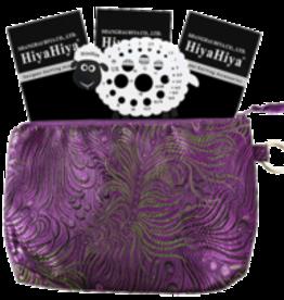 """HiyaHiya HIYA Sharp 9"""" Circular Sock Set with Project Bag"""