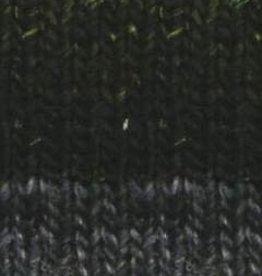 Noro Noro Silk Garden 252 BLACK TURQ GRN