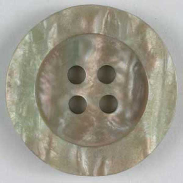 Dill Buttons 211226 Faux Shell button 15 mm