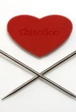 "ChiaoGoo ChiaoGoo Twist 4"" MINI Interchangeable Set US 000-1.5"