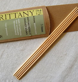 "Brittany Brittany Birch 7.5"" DPN #17"