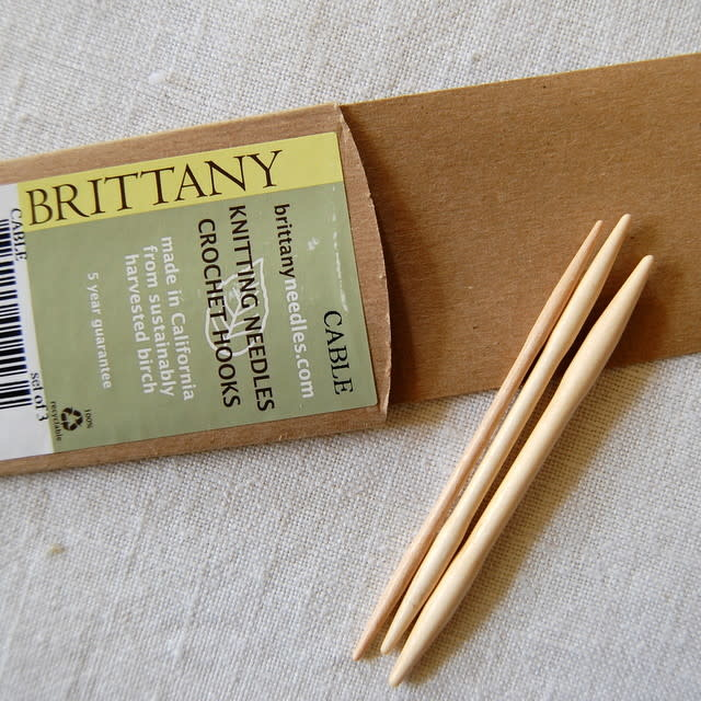 Brittany Brittany Birch Cable Needle