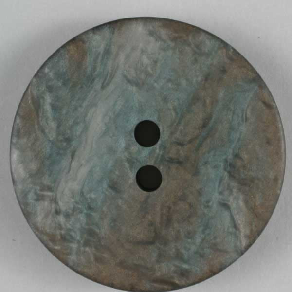 Dill Buttons 320409 Smoke Shell Button 25mm