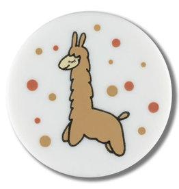 Dill Buttons 281128 Llama Button 18 mm