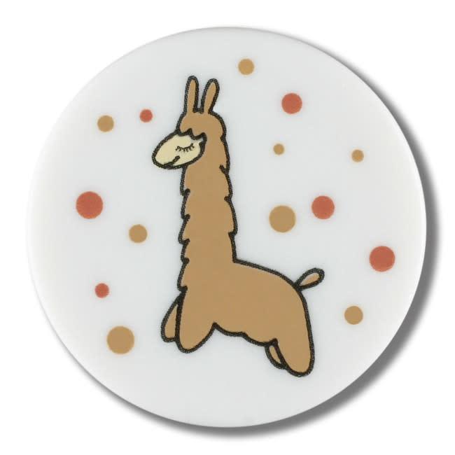 Dill Buttons 261329 Llama Button 15 mm