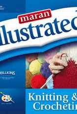 Knitting & Crocheting Maran Illustrated