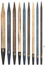 "LYKKECRAFTS Lykke Driftwood Interchangeable 5"" Tip 6.5 mm US 10.5"
